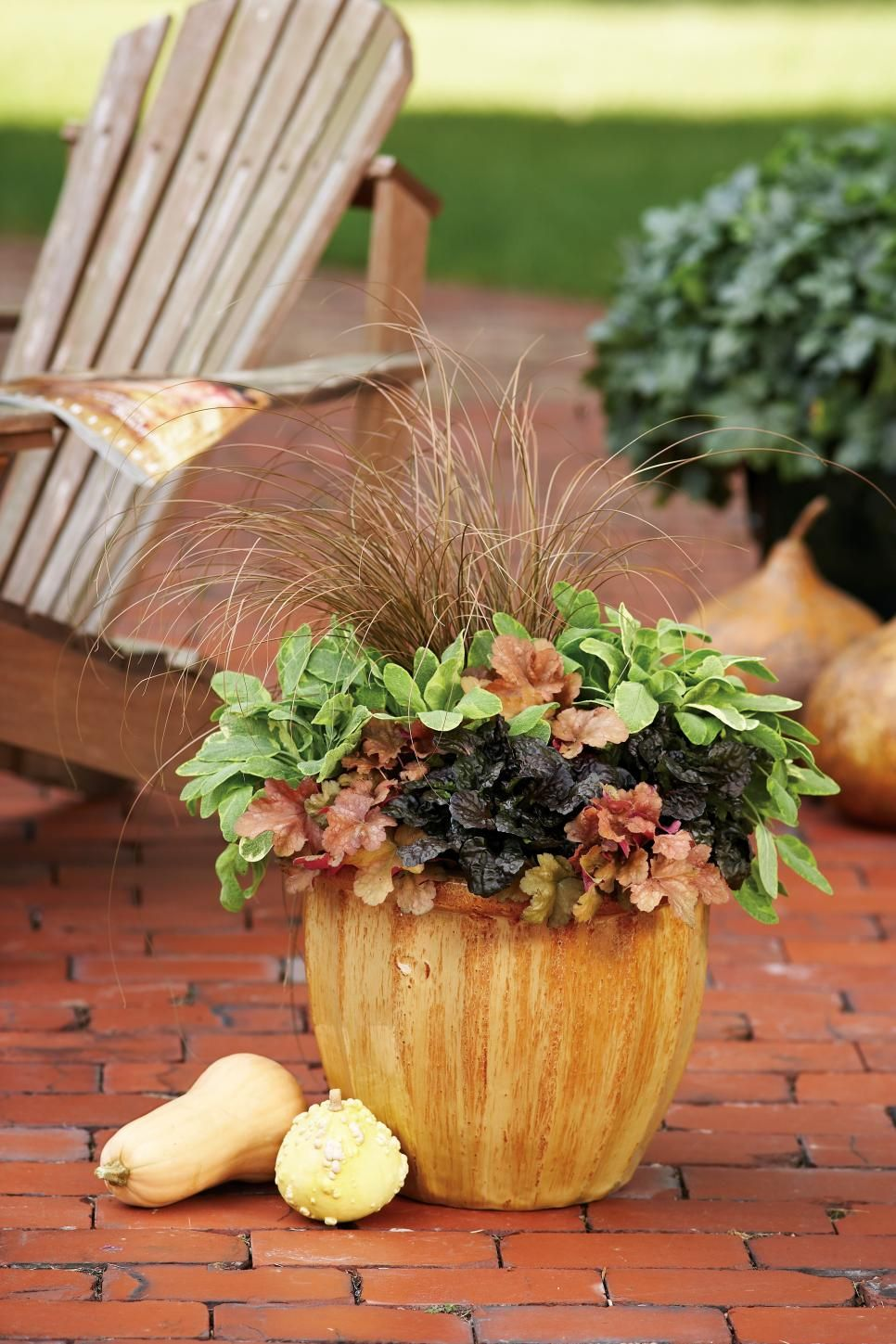 13 Fall Container Garden Recipes | Fall containers, Pansies and Gardens