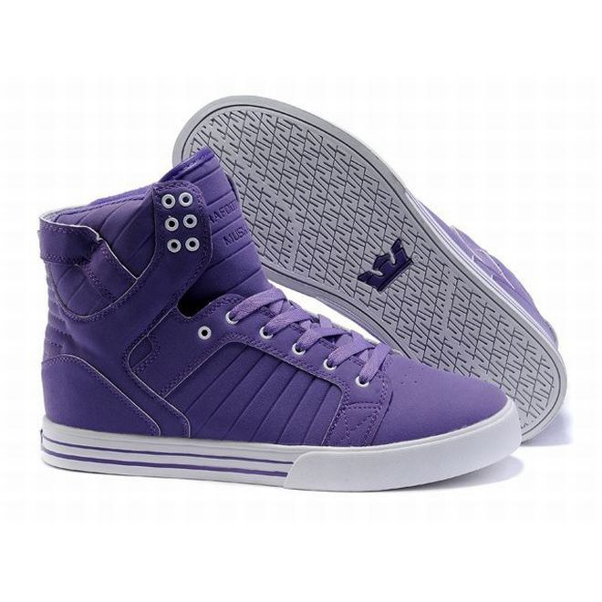Cheap Supra Shoes For Sale, Justin Bieber Shoes USA Online Store Supra  Skytop Purple White Men's Shoes [Supra Skytop - - Cheap Supra Skytop Purple  White ...