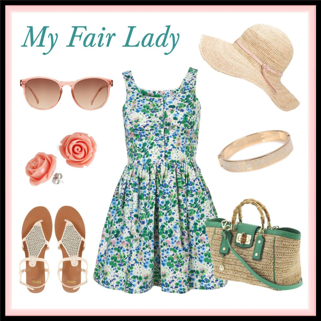 State Fair II by theimpressionist, via Polyvore | Fashion ...