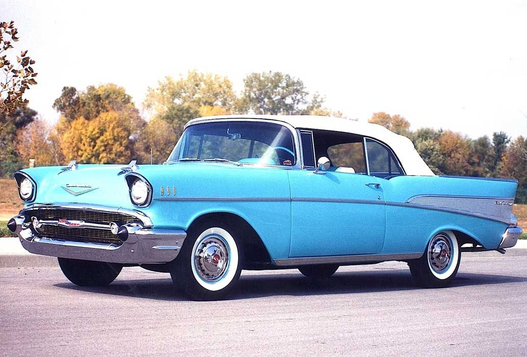57 Chevy (With images) 1957 chevrolet, Chevrolet, Super
