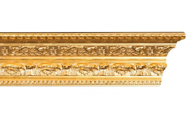 100 Amazing Crown Molding Ideas For Your Home Crown Molding Tuscan Decorating Fireplace Remodel