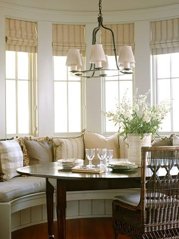 Country Breakfast Nook Dining Nook Home Home Decor