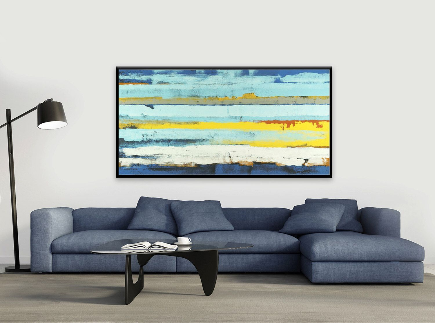 "ABSTRACT  Painting  Large abstract   Original painting Acrylic painting   Contemporary Fine Art  48"" X 24"" Free Shipping by ARTbyLESTstudio on Etsy https://www.etsy.com/listing/180601568/abstract-painting-large-abstract"