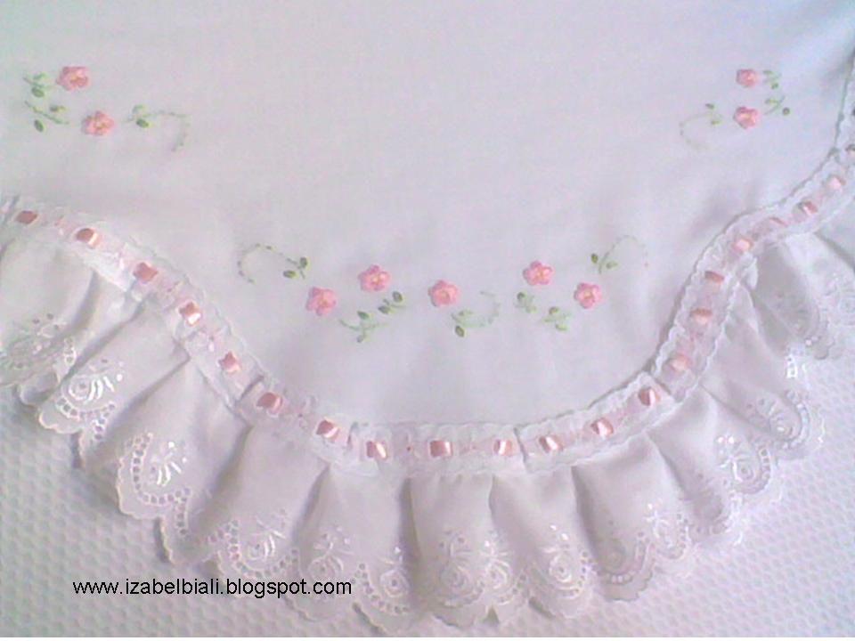 Resultado de imagen para manta bordadas para bebe | bordados ...