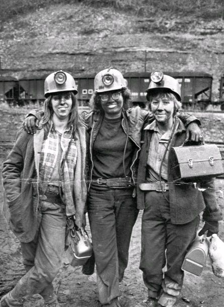 Image result for female coal miners