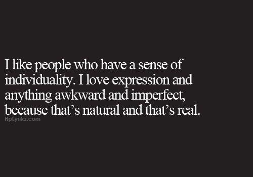 I Like Unconventional People Social Outcasts Loners Artists