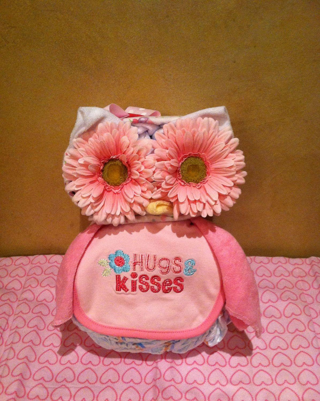 Owl diaper cake owl baby shower diaper by teensytinybabygifts owl diaper cake owl baby shower diaper by teensytinybabygifts baditri Gallery