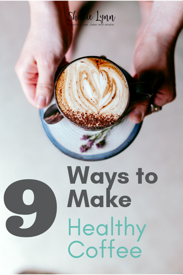 Nine Ways to Make Healthy Coffee (With images) Healthy