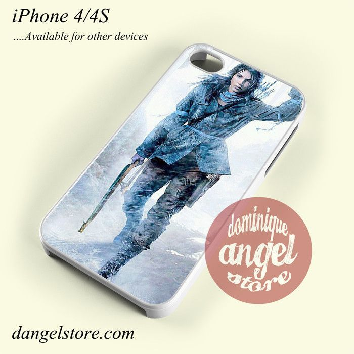 Rise Of The Tomb Rider Phone case for iPhone 4/4s and another iPhone devices