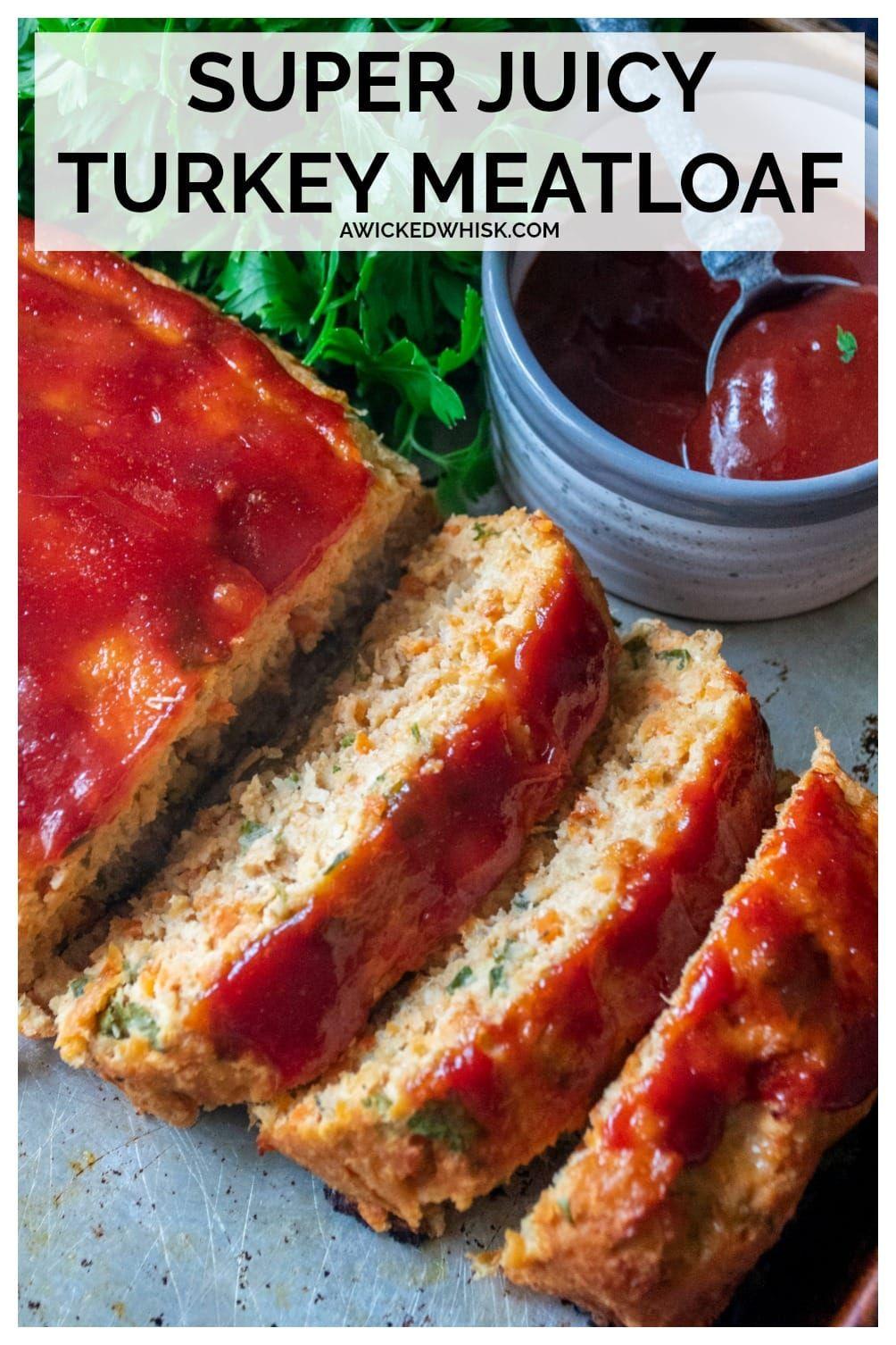 Turkey Meatloaf Recipe Turkey Meatloaf Recipes Ground Turkey Recipes Easy Recipes