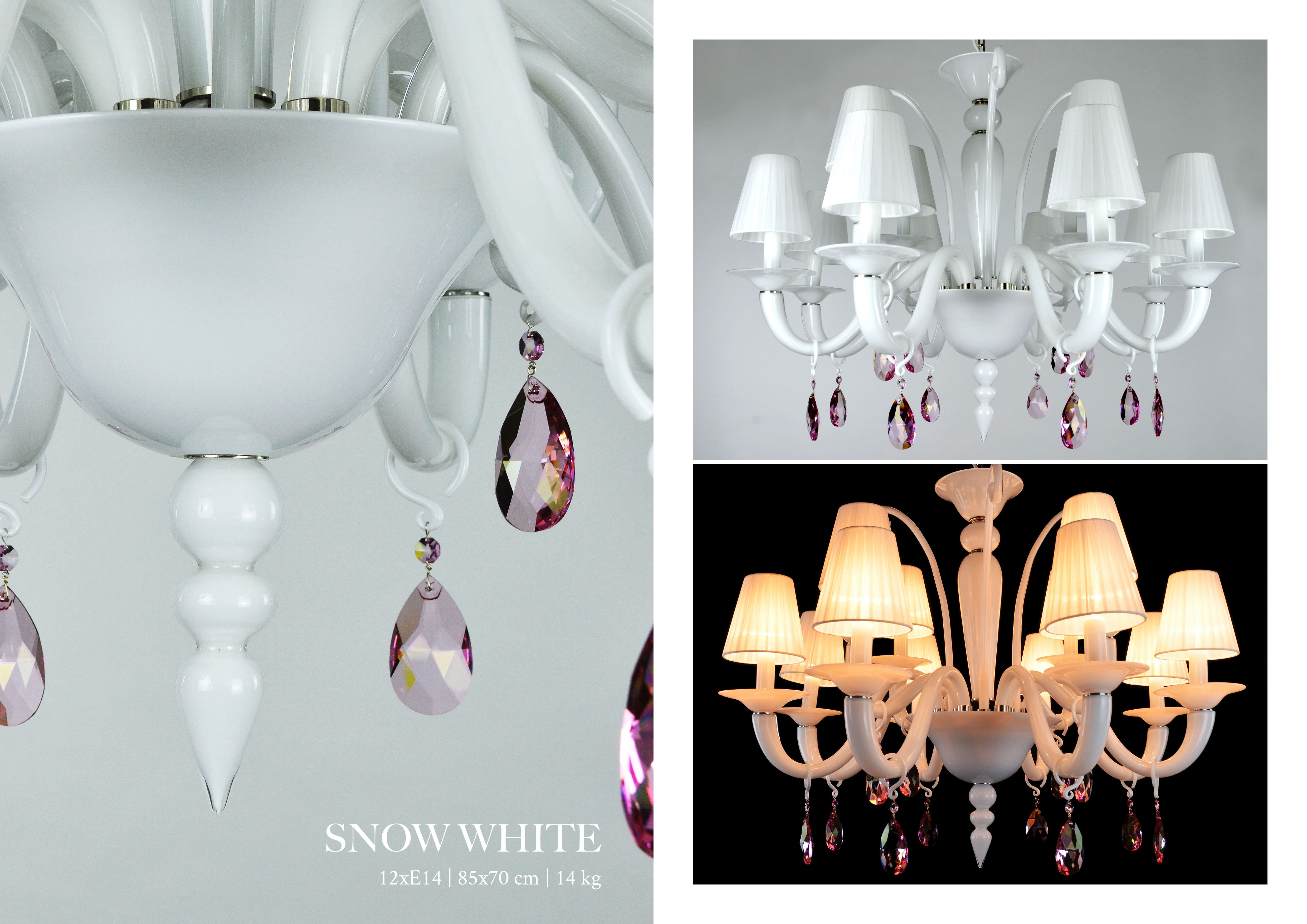 Introducing The Snow White Collection From Our Upcoming Catalogue