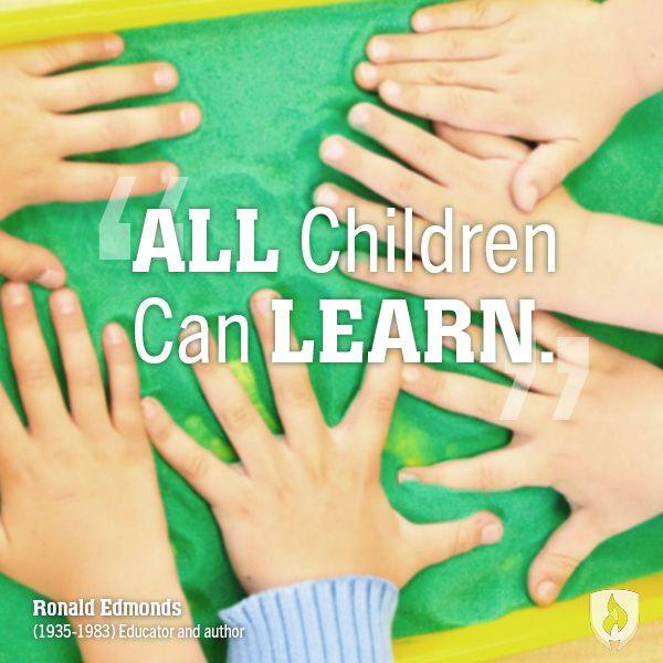 Quotes Children Education: Prevent The Achievement Gap: We Know How