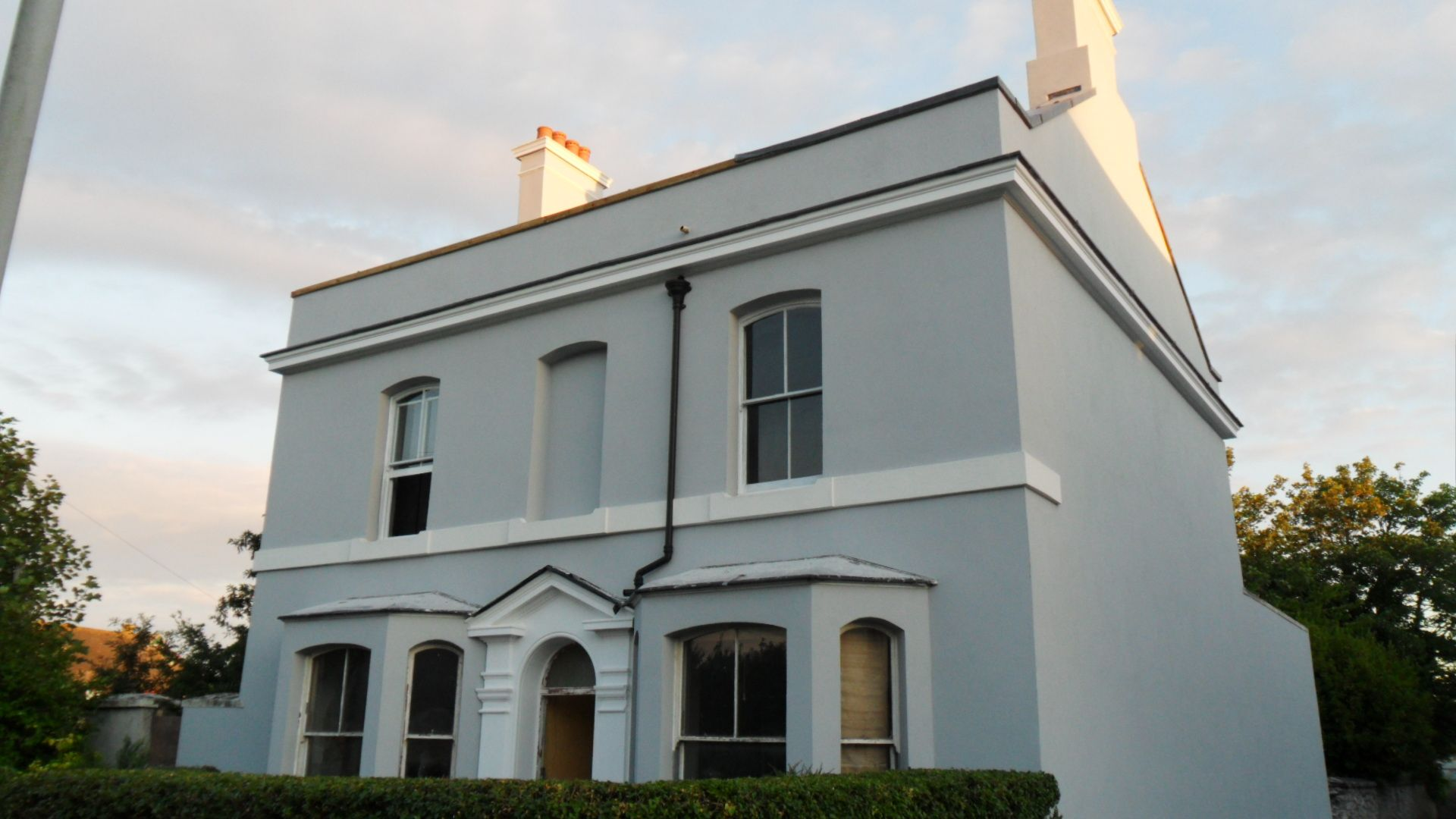 EXTERNAL WALL INSULATION AND SPECIALIST RENDER COATING | C and P Plastering in Plymouth