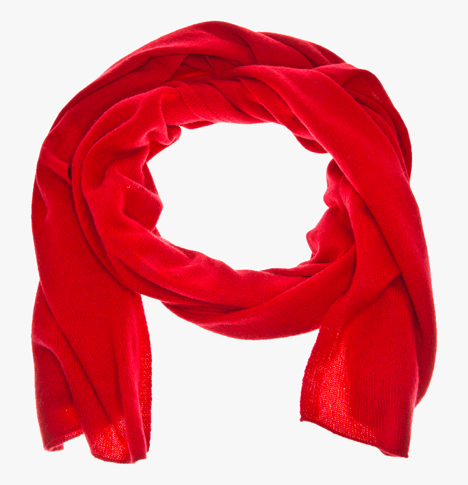 Download And Share Red Scarf Transparent Red Scarf Png Cartoon Seach More Similar Free Transparent Cliparts Carttons And Silhouettes Red Scarves Scarf Red