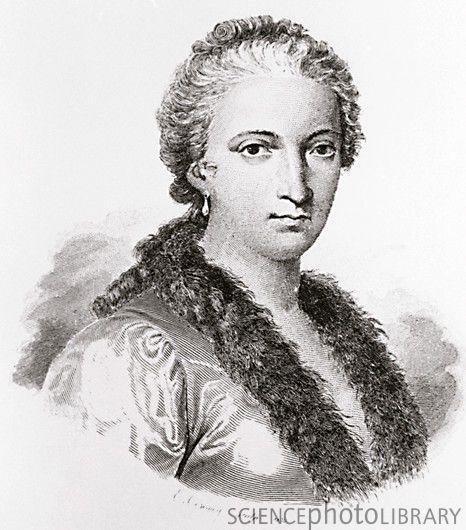 maria agnesi biography