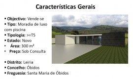 Moradia de luxo enquadrada em 23. 000 m2 de terreno  Óbidos