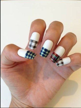 plaid-princess www.salonfanatic.com