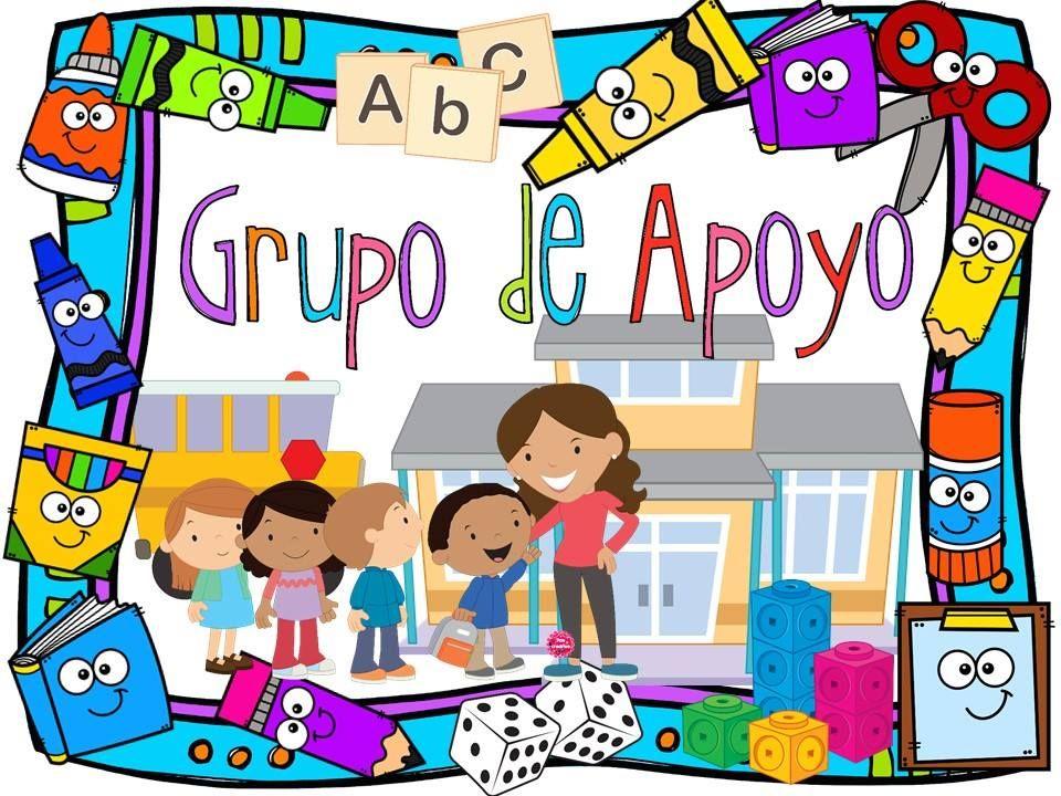 Portadas Grados Grupo De Apoyo Actividades Escolares Actividades Para Preescolar Material Docente