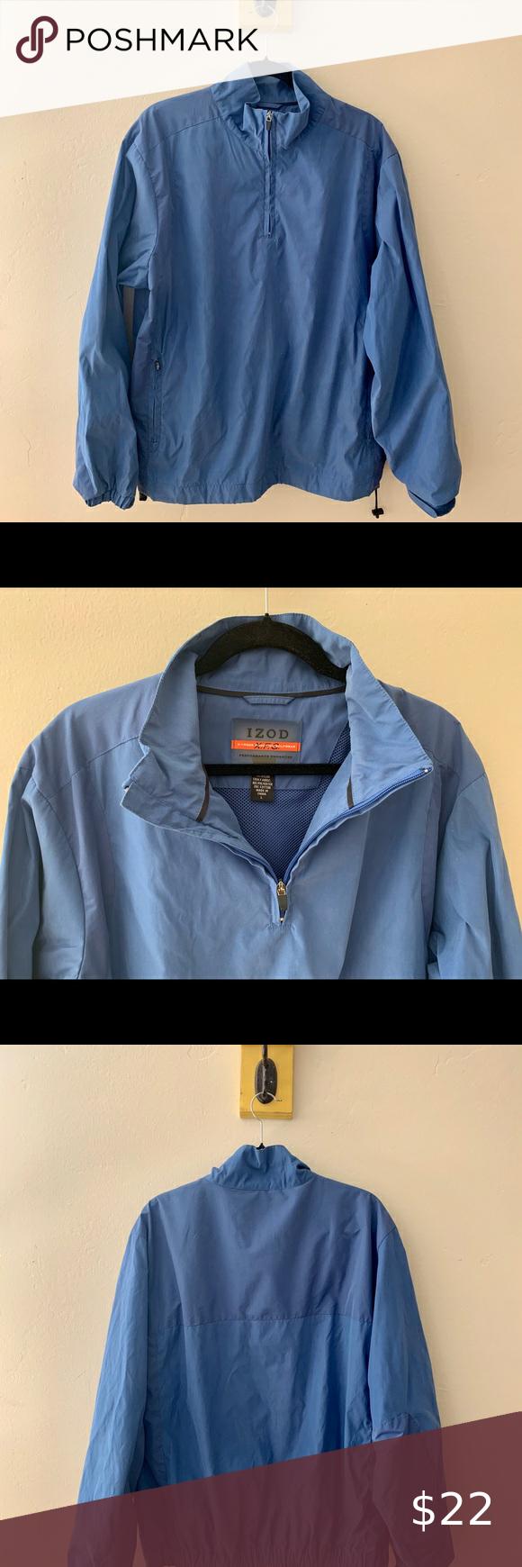 Izod Pullover Golf Jacket Golf Jackets Pullover Pullover Jacket [ 1740 x 580 Pixel ]