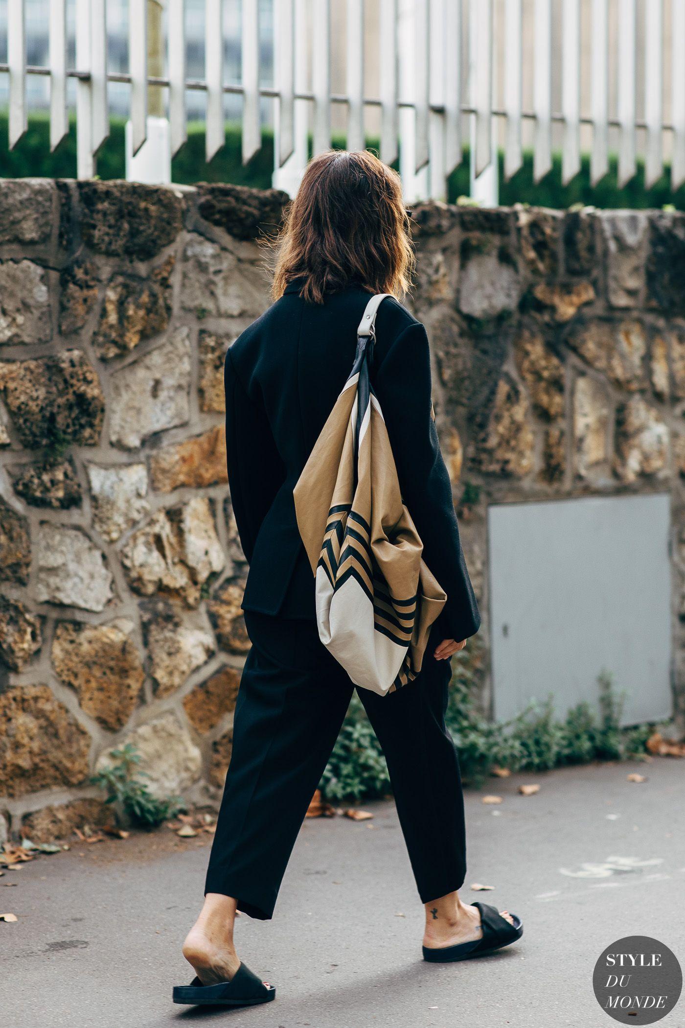Paris SS 2019 Street Style: Natasha Goldenberg (STYLE DU MONDE) #mensstreetstylesummer
