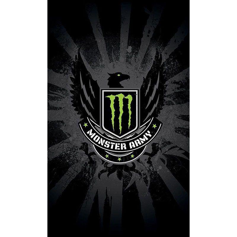 Monster Energy Drink Logo Sign Plate Poster Flag Bar Club Pub Banner 3x5ft Unbranded Hinh Nền
