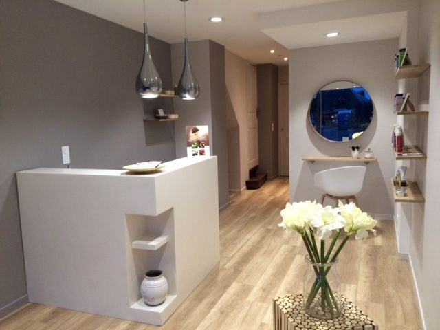 Comptoir angle institut deco - Conseils de decoration de meubles de salon ...