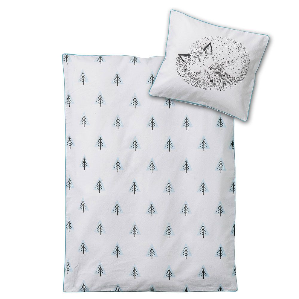 sleeping fox duvet cover 36 products i love pinterest housse de. Black Bedroom Furniture Sets. Home Design Ideas