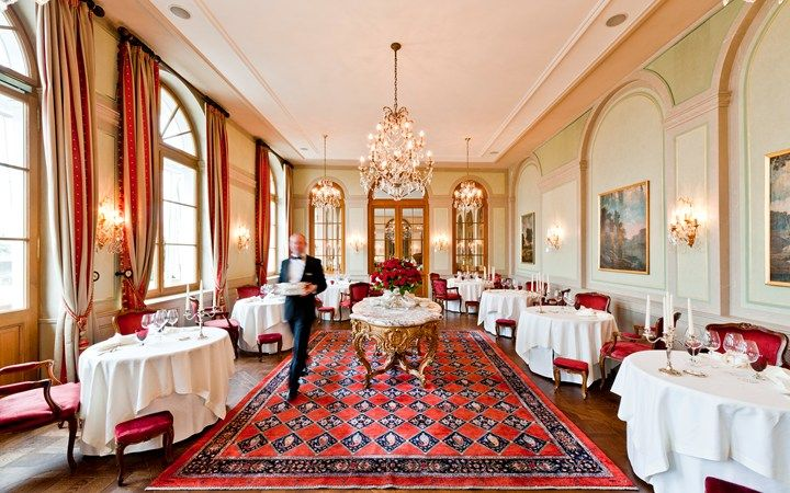 Grand Hotel Les Trois Rois Basel Switzerland The Leading Hotels Of World