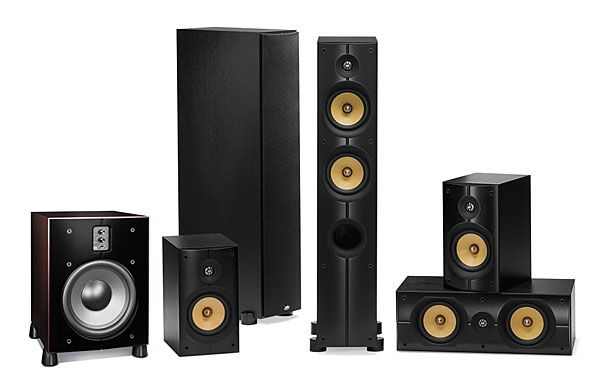 PSB Imagine X Speaker System Review