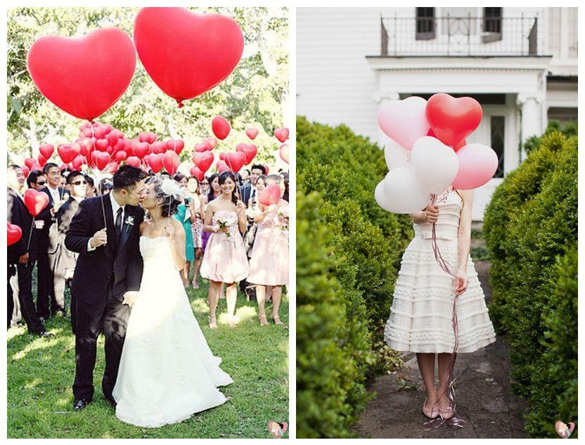 Inspiração para um casamento com o tema: Dia dos Namorados