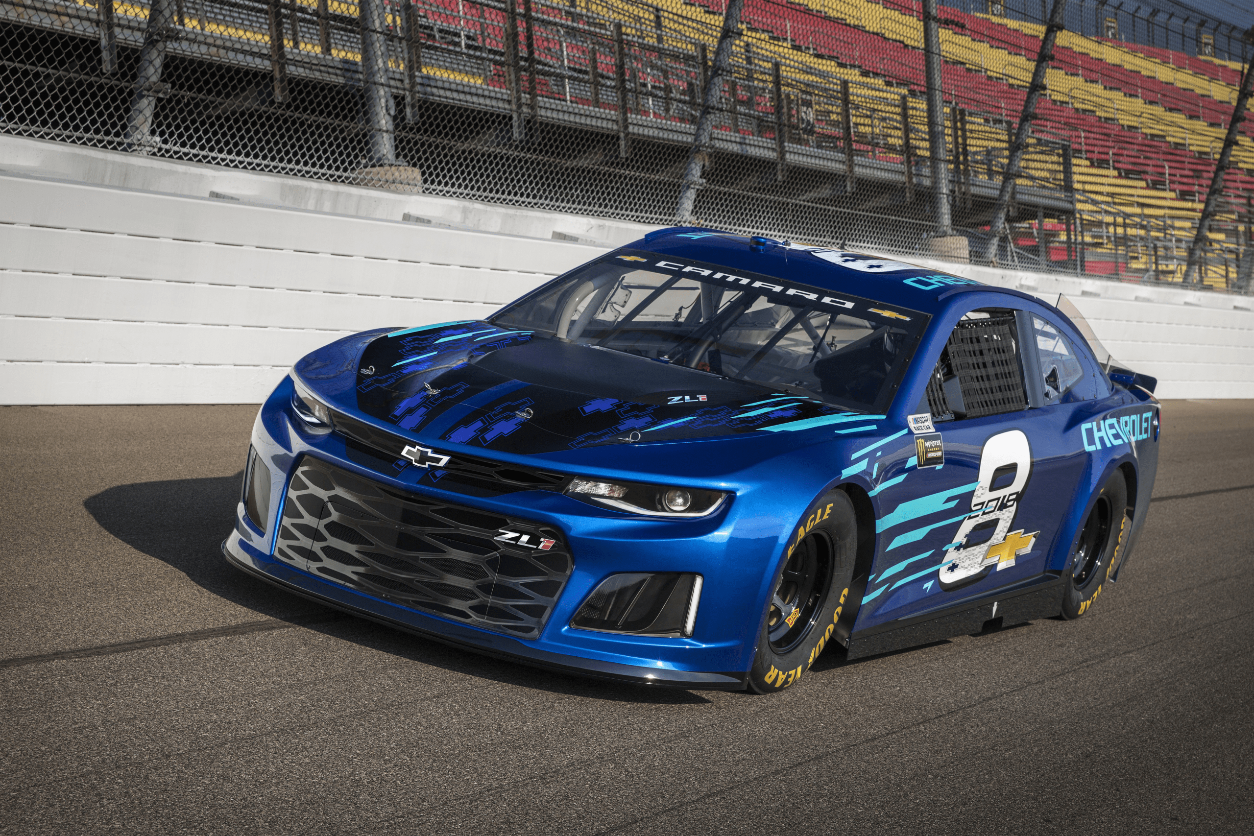 2021 Chevy Camaro Competition Arrival Wallpaper