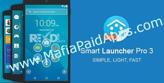 Smart Launcher Pro 3 v3.19.08 APK Smart Launcher 3 Pro