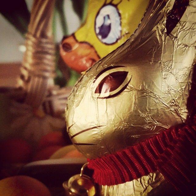 #gladpåsk #happyeaster #froheostern #joyeusespâques #СПасхой! #goldhase #augeumauge