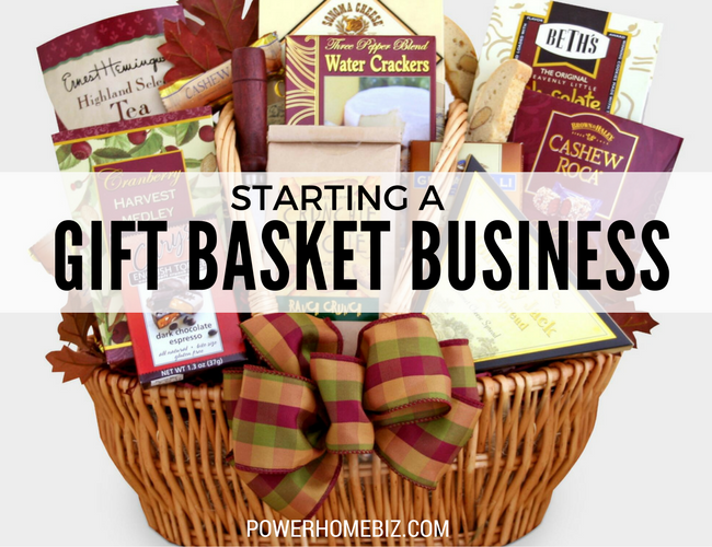 Starting a gift basket business business gift and basket ideas starting a gift basket business negle Image collections
