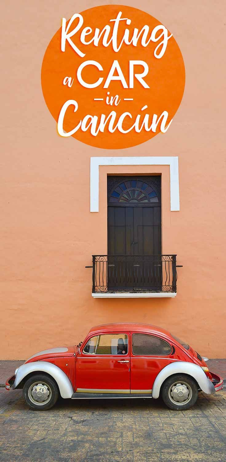 5 things you should know before renting a car in cancun