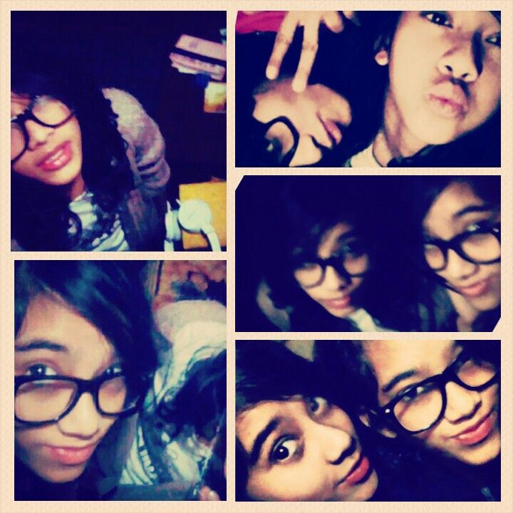 Geeky Collage ツ #throwback