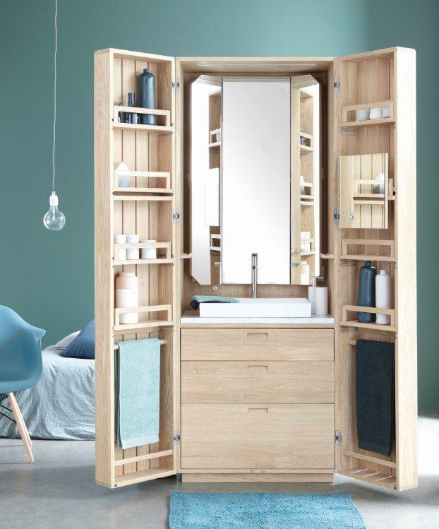 Des Coiffeuses Fonctionnelles Et Feminines Petite Salle De Bain Mobilier De Salon Salle De Bain Design