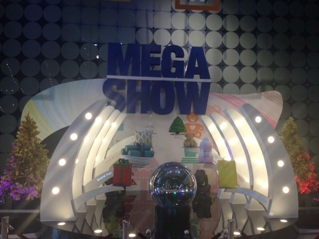 We would like to thank everyone for stopping by our booth at the Mega Show Hong Kong.