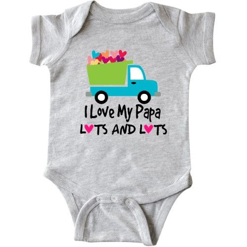 Inktastic My Tio Loves Me Outfit Infant Creeper Boys Girls Childs Cute Apparel