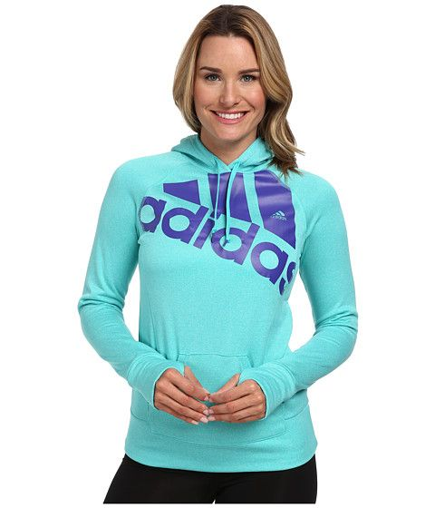 Adidas go to fleece pullover hoodie vivid mint amazon purple
