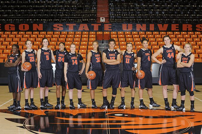 2014–15 Oregon State Beavers women's basketball team - EnglishClass.