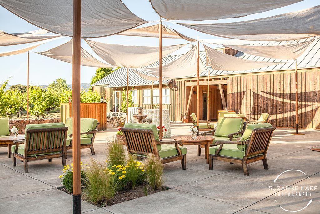 Madrone estate winery sonoma county wedding venue