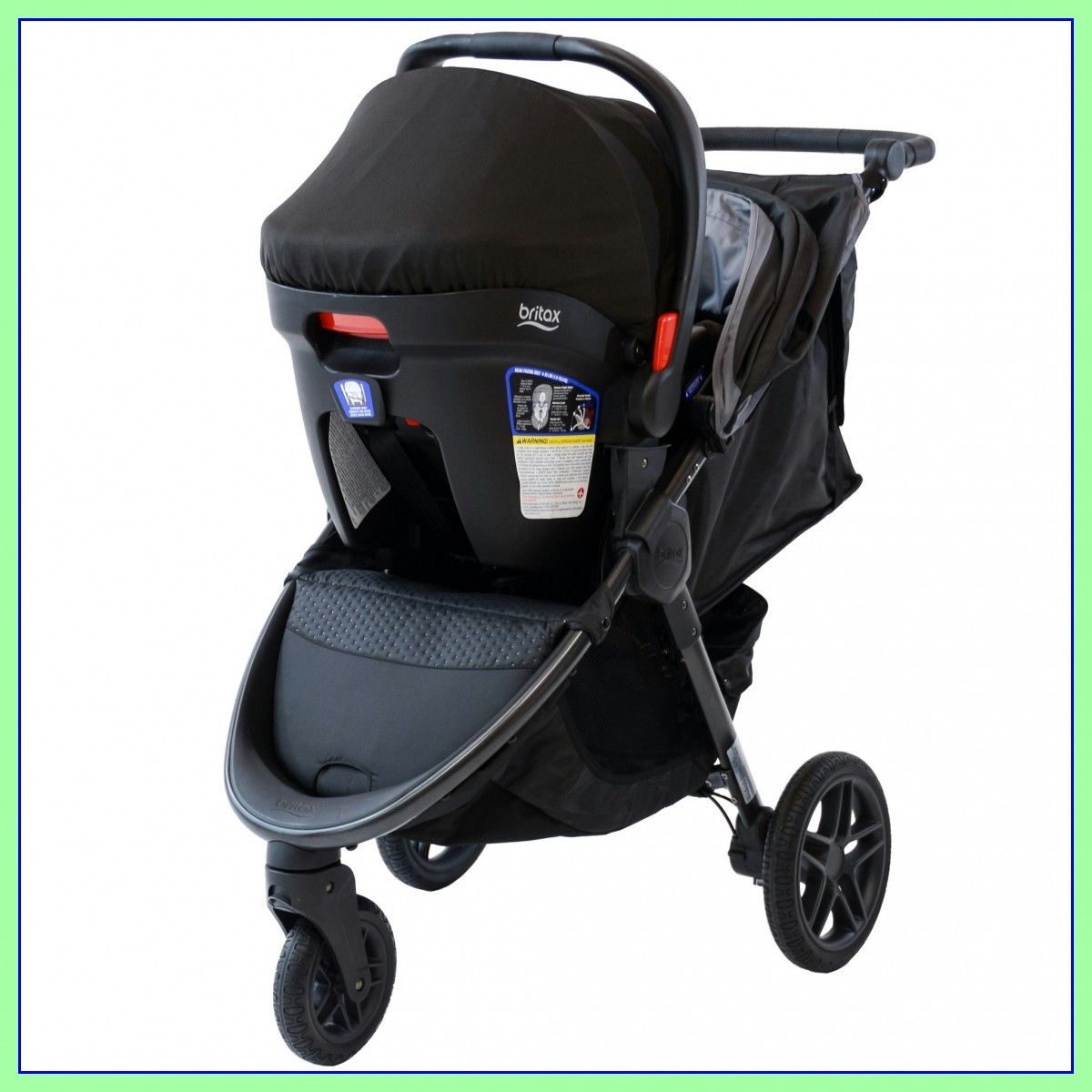 35 reference of britax stroller car seat combo in 2020