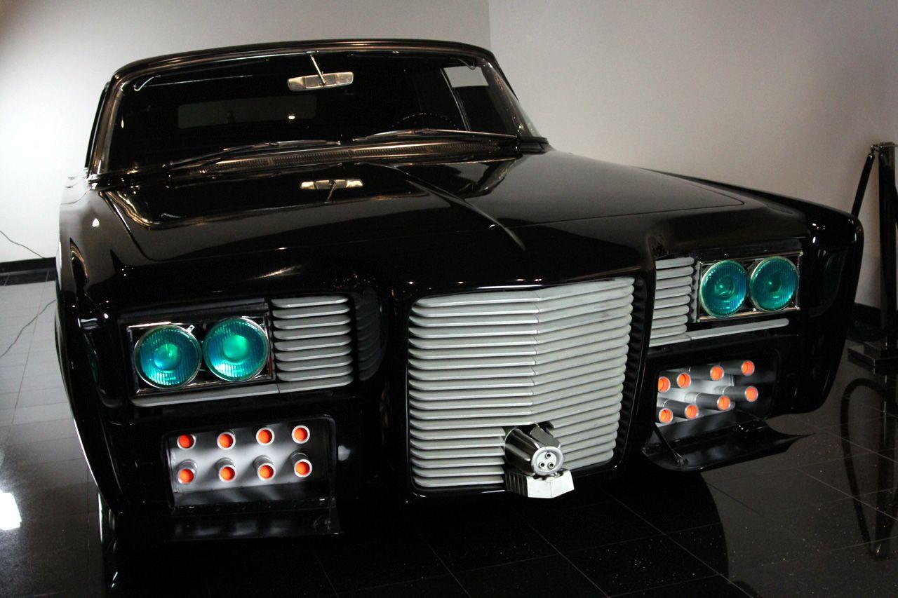 Original Green Hornet Black Beauty | Chrysler Imperial Crown 1966 ...