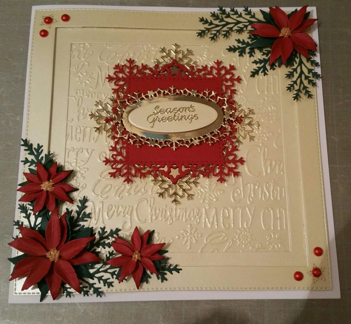 Christmas card by Tracy Wilcox | Christmas card ideas | Pinterest ...