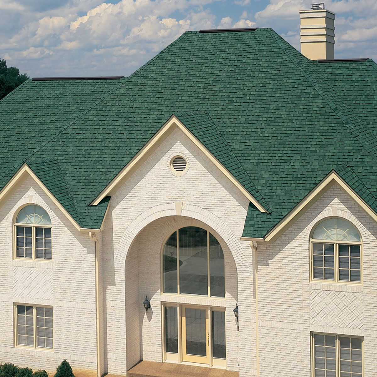CT Independence Hunter Green – Hunter Green Roof Shingles