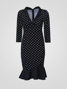 Polka Dot Dress Online Store - fashionmia.com