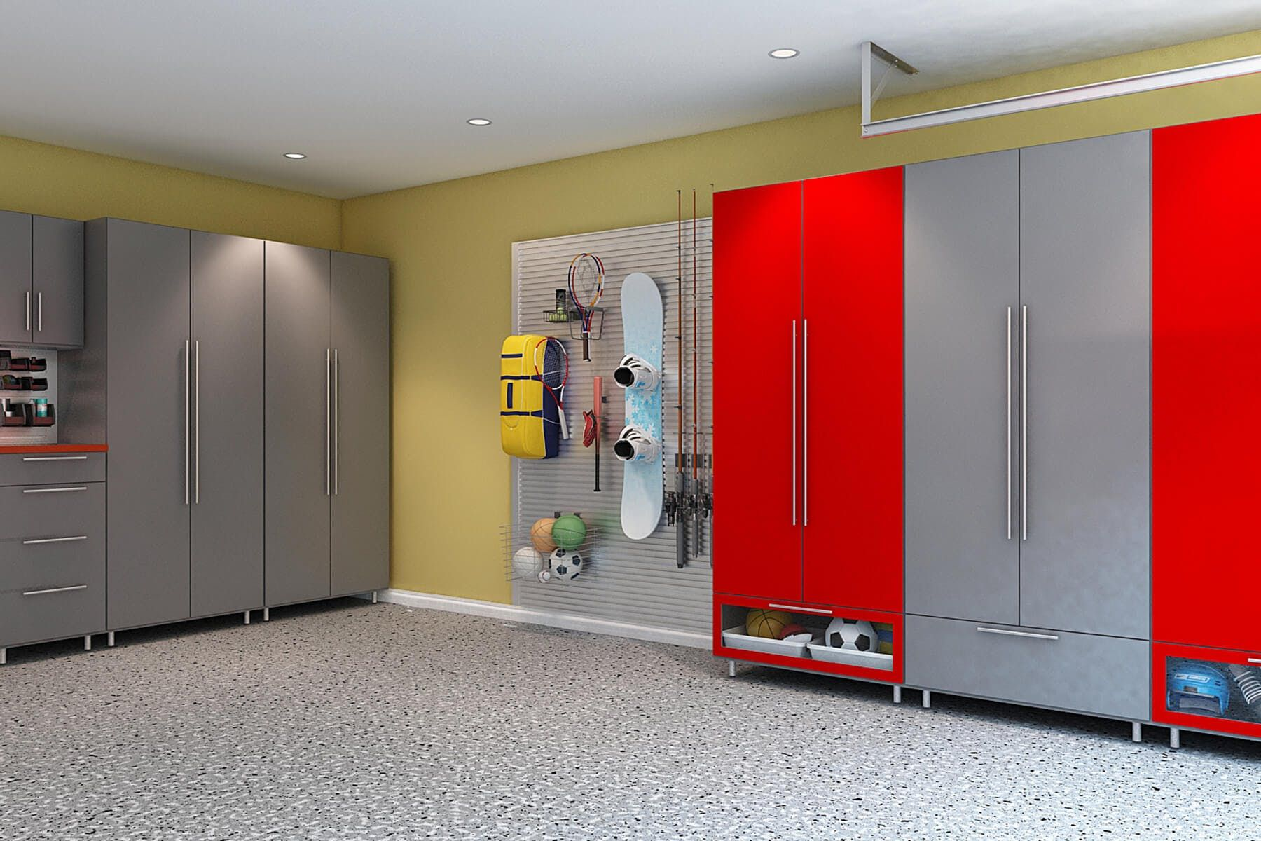 #custom #cabinetry #garage #mancave #storage #style #interiordesign #design