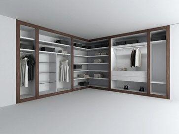 Modern Closet modern closets - modern - closet - boston - studio verticale | a
