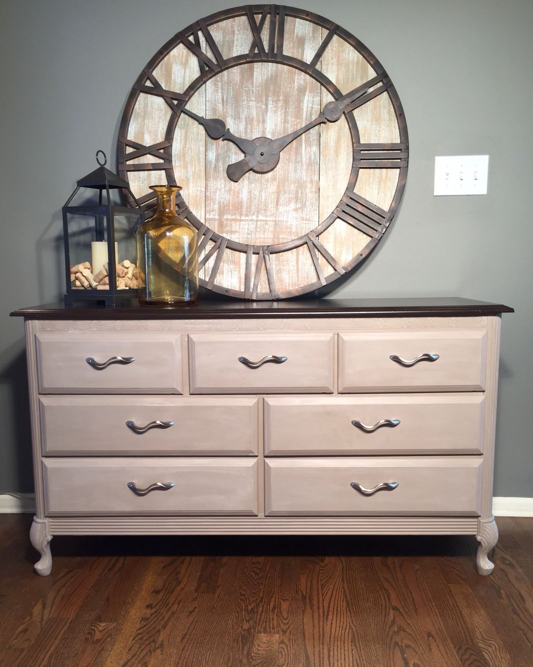 Annie Sloan Coco Old White Wash Furniture Flippin Pinterest  # Muebles Acabado Wash